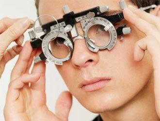 Приборы бесконтактного измерения глазного давления