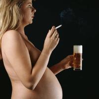 Алкогольный синдром плода