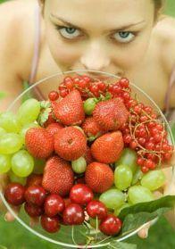 Ягодная диета для похудения