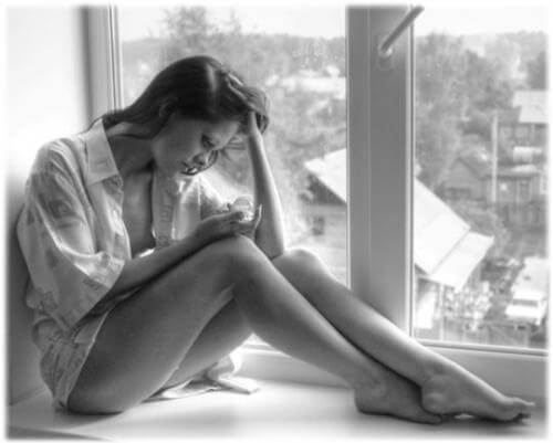депрессии фото