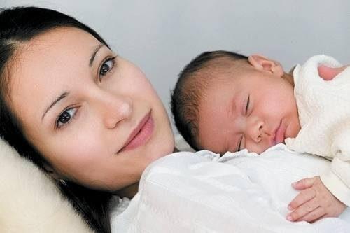 послеродовой период у женщин фото