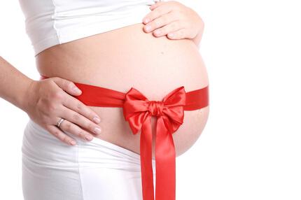 42 неделя беременности фото