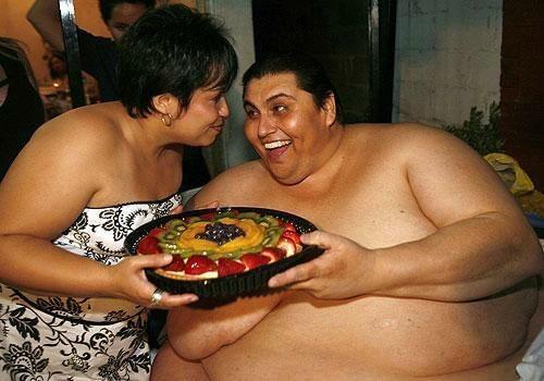 фото ожирения