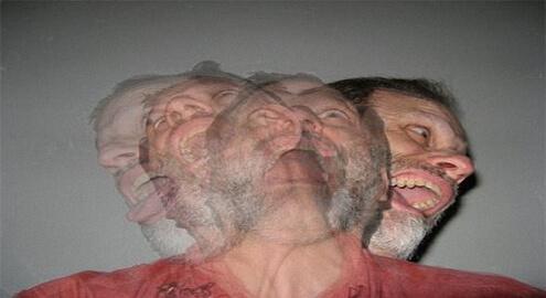 психоз фото