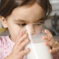 аллергия на молоко фото