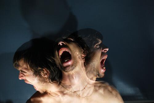 параноидальная шизофрения фото