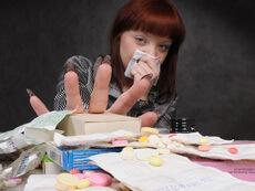 Симптомы аллергии на лекарственные препараты