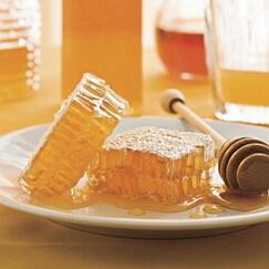 аллергия на мед фото