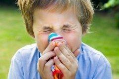 фото аллергии у детей