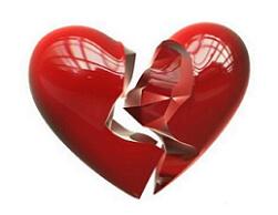 разрыв сердца фото