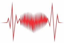 сильное сердцебиение фото