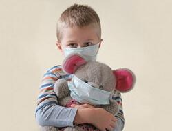 грипп у детей фото