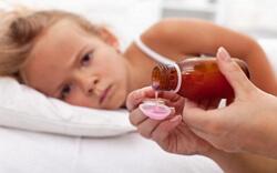 простуда у ребенка фото
