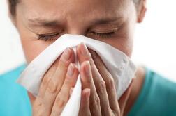 простуда у взрослых фото